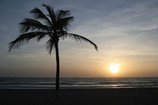 Isla Margarita: Sonnenaufgang