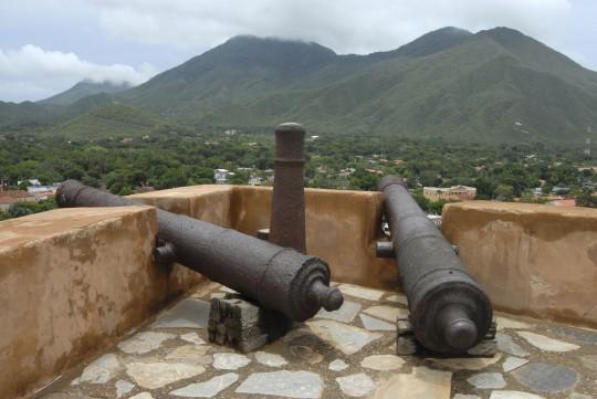 Isla Margarita: Festung Santa Rosa
