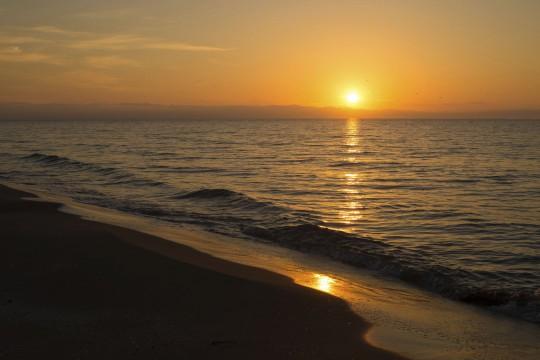 Costa Blanca: Sonnenaufgang