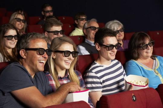 IMAX (Symbolbild)