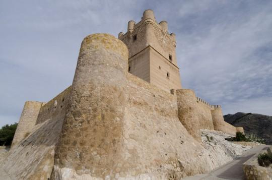 Costa Blanca: Castillo de la Atalaya