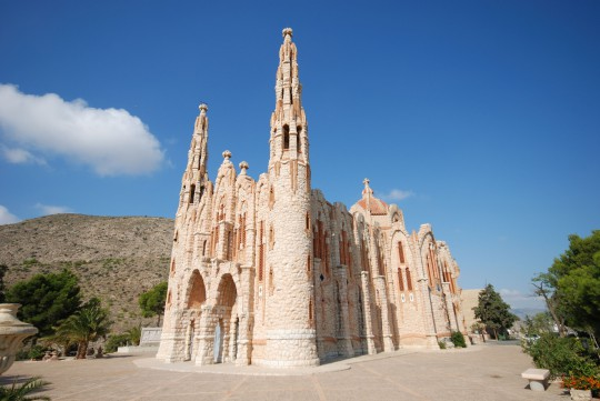 Costa Blanca: Santuario de Santa Maria Magdalena