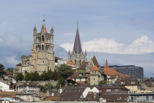 Schweiz (Westen): Lausanne