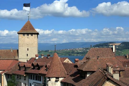 Schweiz (Westen): Murten