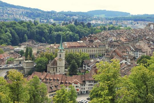 Schweiz (Westen): Bern