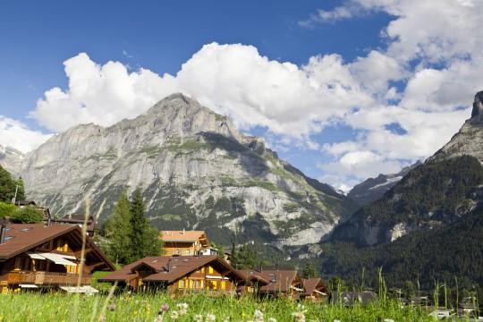 Schweiz (Westen): Grindelwald