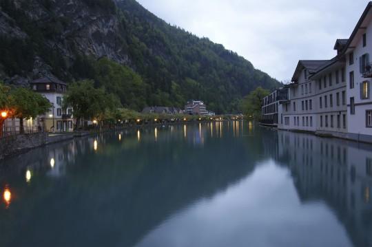 Schweiz (Westen): Interlaken