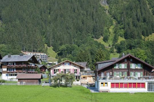 Schweiz (Westen): Wengen