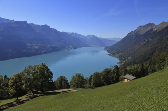 Schweiz (Westen): Brienzersee