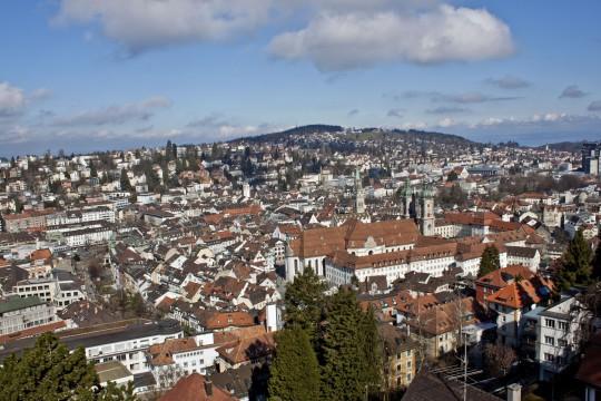 Ostschweiz: St. Gallen