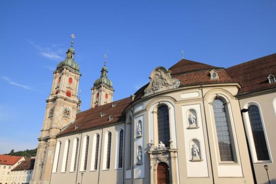 Ostschweiz: St. Gallen Stiftskirche