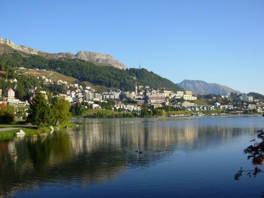 Ostschweiz: St. Moritz