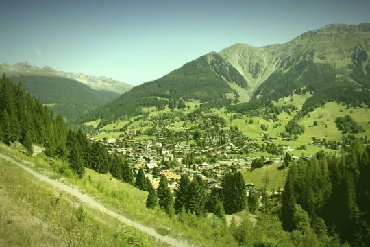 Ostschweiz: Klosters