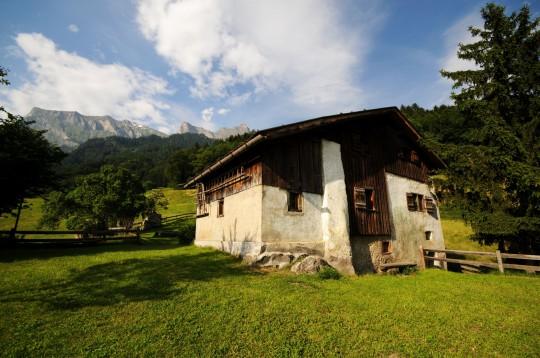 Ostschweiz: Heidi-Haus