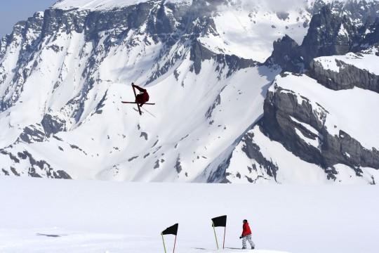 Ostschweiz: Laax - Wintersportregion Ferienregion