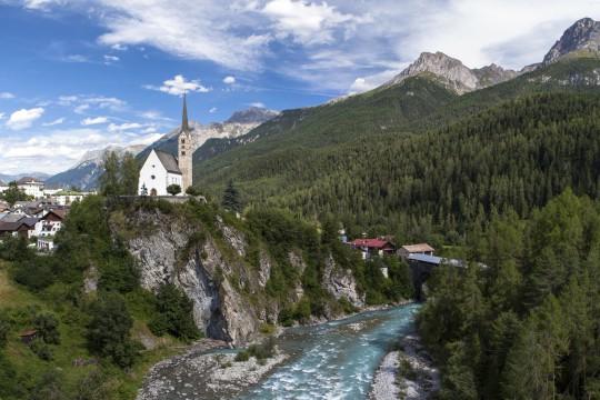 Ostschweiz: Scuol