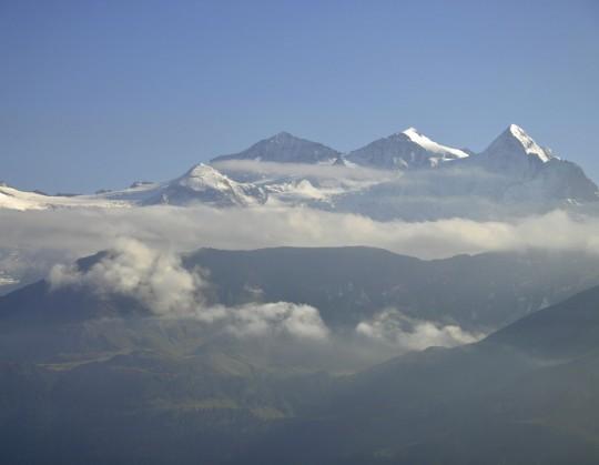 Zentralschweiz: Berge