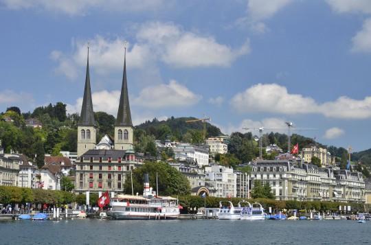 Zentralschweiz: Luzern