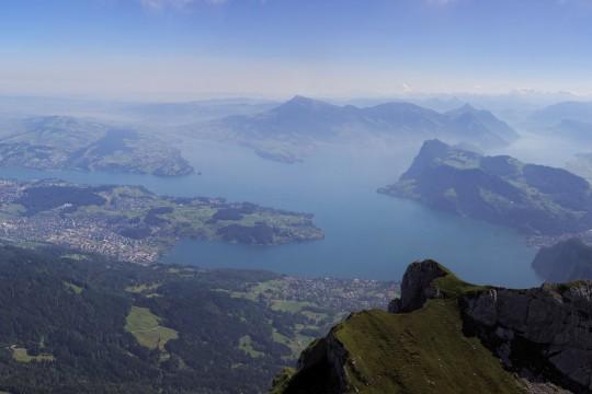 Zentralschweiz: Vierwaldstättersee