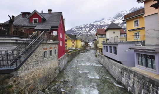 Zentralschweiz: Andermatt