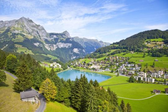 Zentralschweiz: Engelberg