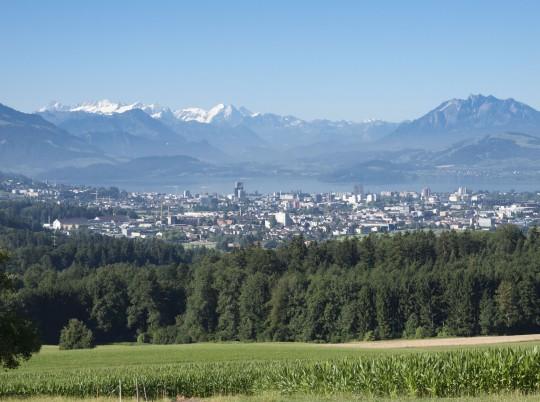 Zentralschweiz: Zug