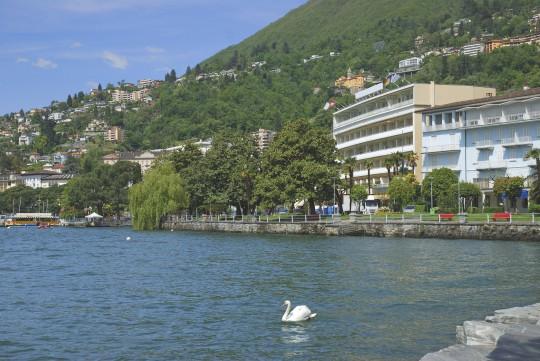 Zentralschweiz: Lugano