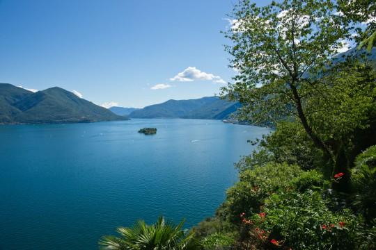 Zentralschweiz: Lago Maggiore