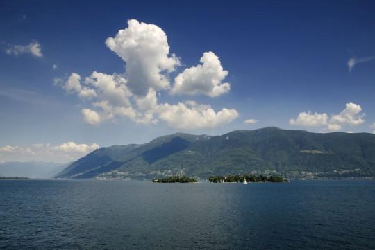 Zentralschweiz: Isole di Brissago