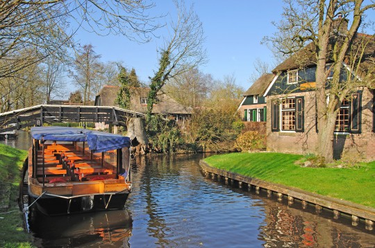 Niederlande (Zentral): Giethoorn
