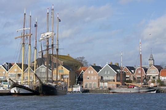Niederlande (Zentral): Urk