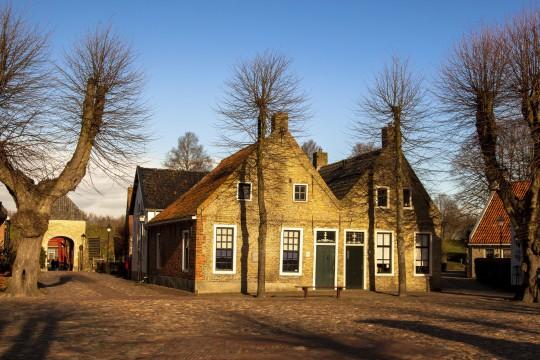 Niederlande (Zentral): Bourtange