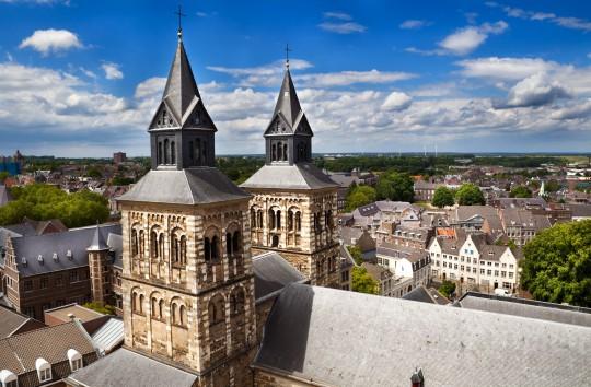 Südniederlande: Maastricht