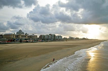 Den Haag- Strand Scheveningen