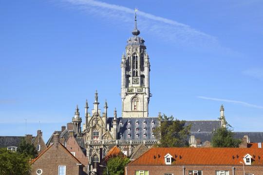 Niederlande (Nordsee): Middelburg