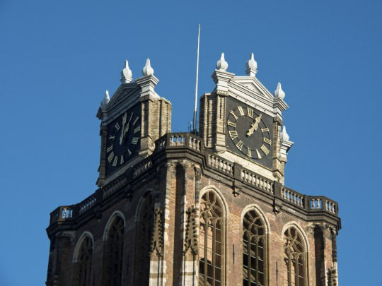 Niederlande (Nordsee): Liebfrauenkirche, Dordrecht