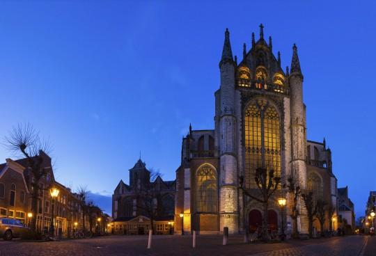 Niederlande (Nordsee): Hooglandse Kerk