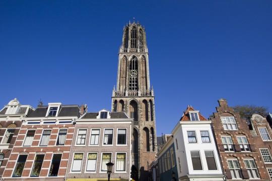 Niederlande (Nordsee): Utrechter Dom