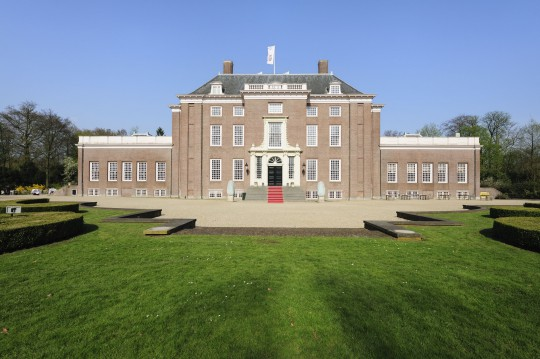 Niederlande (Nordsee): Slot Zeist