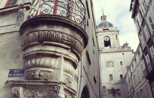 Frankreich (Atlantikküste): Die Stadt La Rochelle