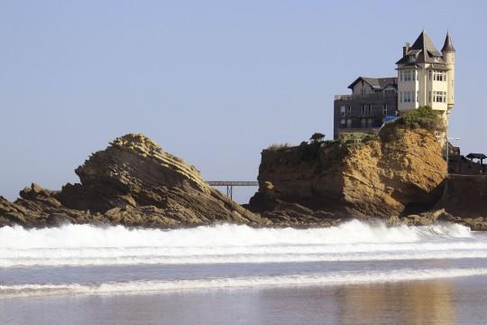 Frankreich (Atlantikküste): Biarritz