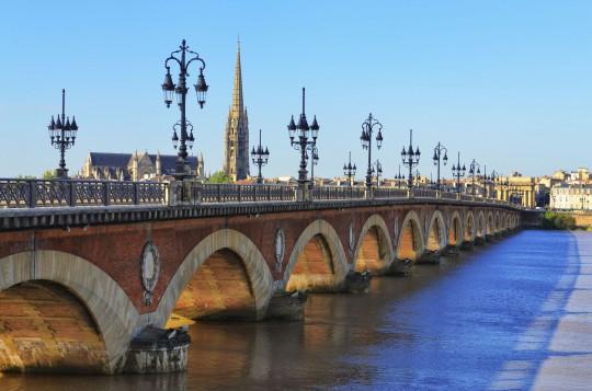 Frankreich (Atlantikküste): Bordeaux