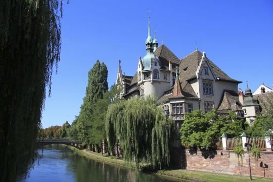 Frankreichs Osten: Straßburg