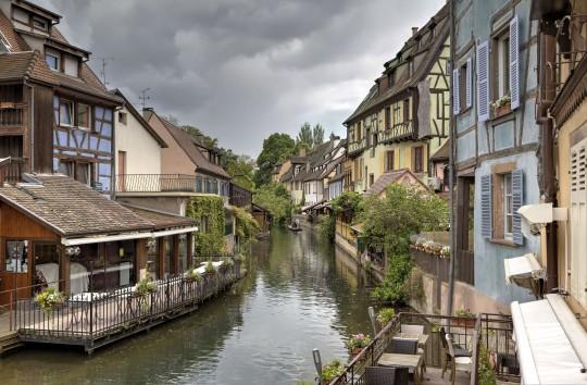 Frankreichs Osten: Colmar
