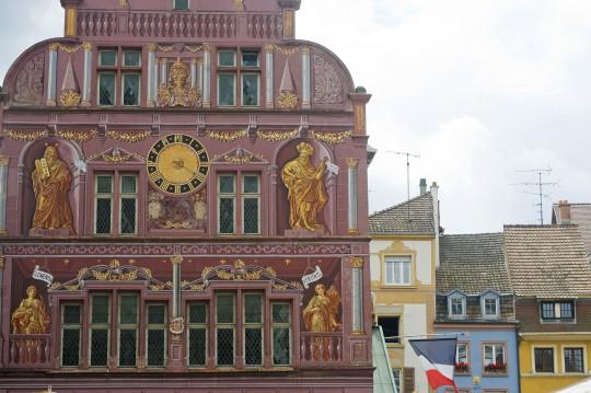 Frankreichs Osten: Mulhouse