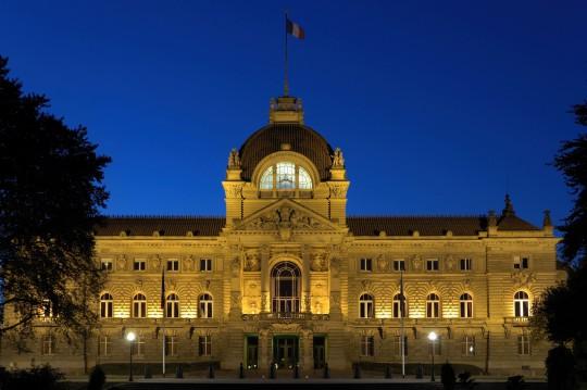 Frankreichs Osten: Palais Rhin, Straßburg