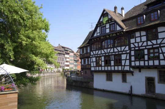 Frankreichs Osten: Gerberviertel, Straßburg