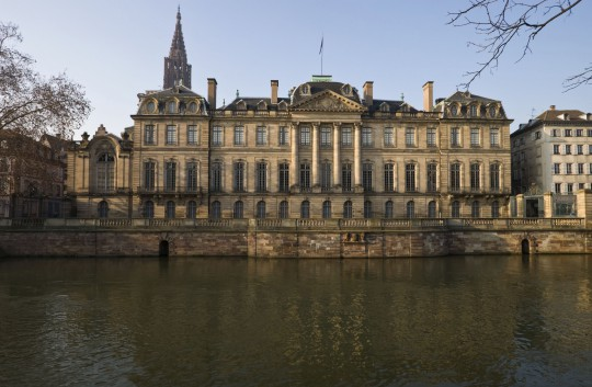 Frankreichs Osten: Palais Rohan, Straßburg