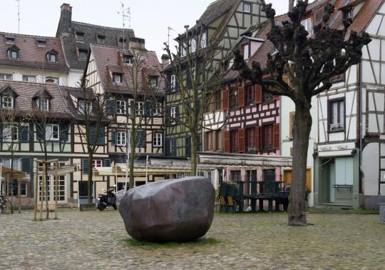 Frankreichs Osten: Münsterplatz, Straßburg