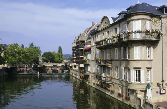 Frankreichs Osten: Metz